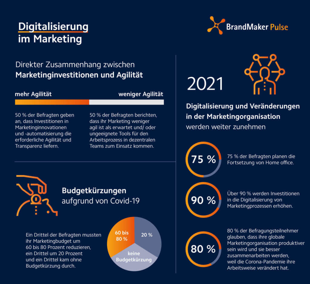 Digitalisierung im Marketing BrandMaker Pulse