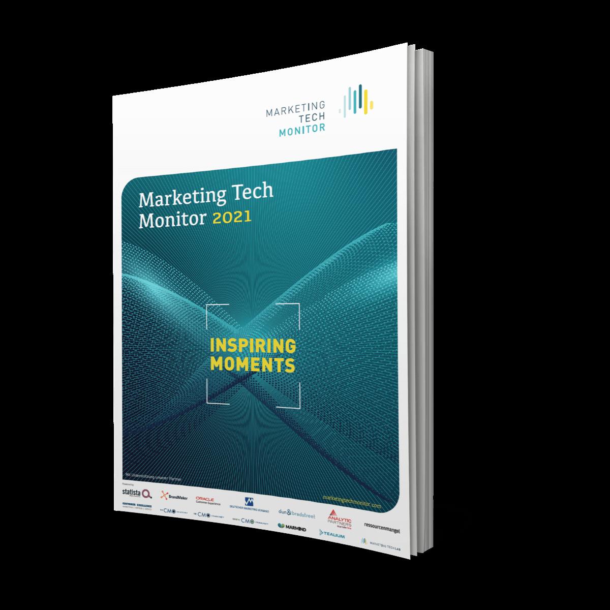 Marketing Tech Monitor 2021
