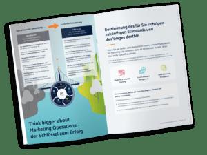 think bigger about marketing operations - der schlüssel zum erfolg