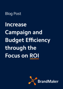 Blog Post: Increase Campaign and Budget Efficiency through the Focus on ROI
