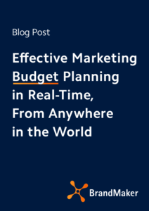 Effective Marketing Budget Planning in Real-Time, From Anywhere in the World