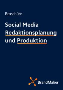 Social Media Redaktionsplanung und Produktion