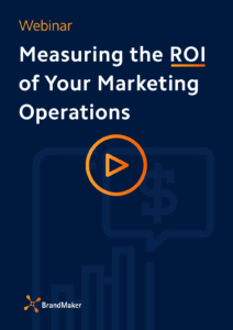 Webinar: Measuring the roi of your marketing operations