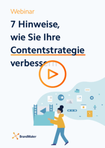Webinar: 7 Hinweise wie sie ihre Contentstrategie verbessern