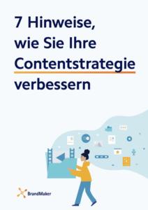 E-Book und Webinar: 7 Hinweise, die Sie bei Ihrer Contentstrategie unbedingt beachten sollten. eBook & Webinar