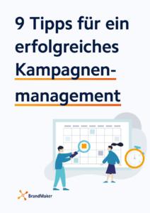 eBook: 9 Tipps für ein erfolgreiches Kampagnenmanagement