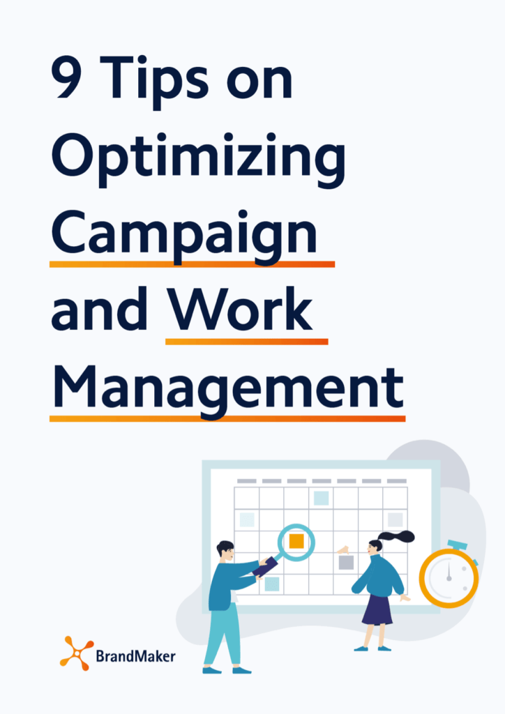 eBook: 9 Tips on Optimizing Campaign and Work Management