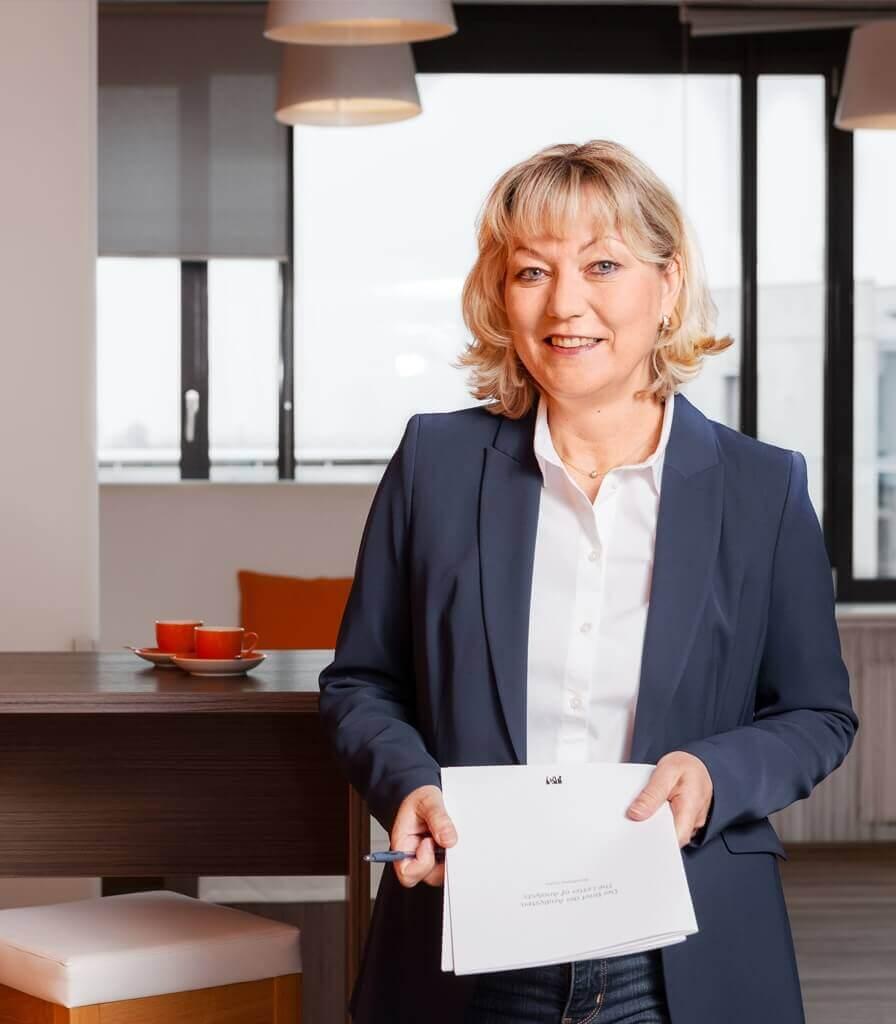 Marion Prasse BrandMaker HR Career