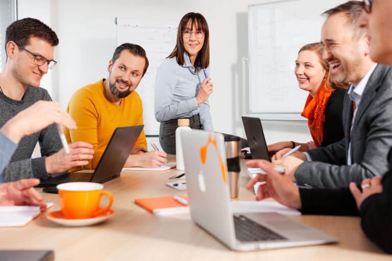 BrandMaker Team Meeting