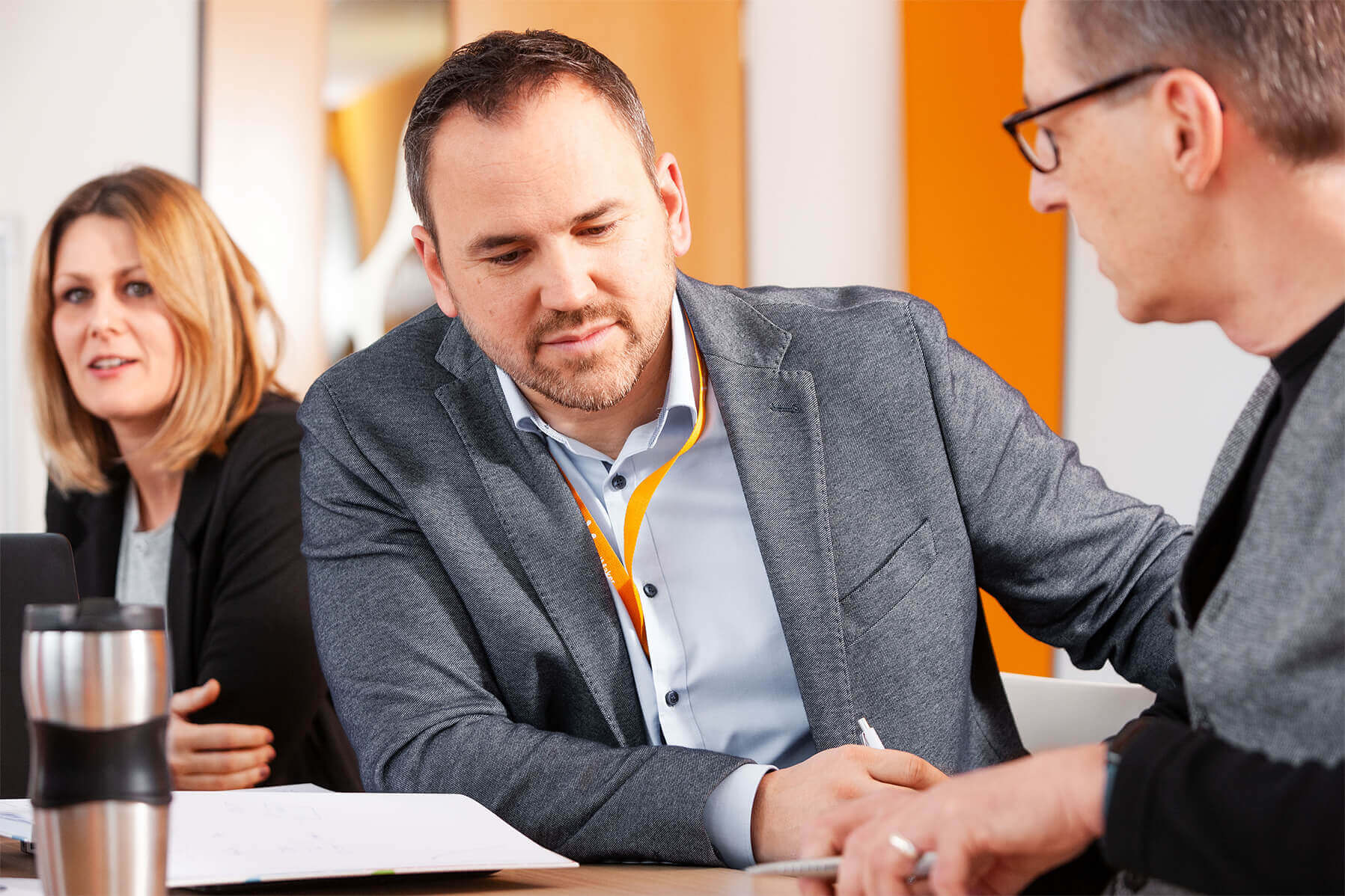 BrandMaker Consulting Service Team