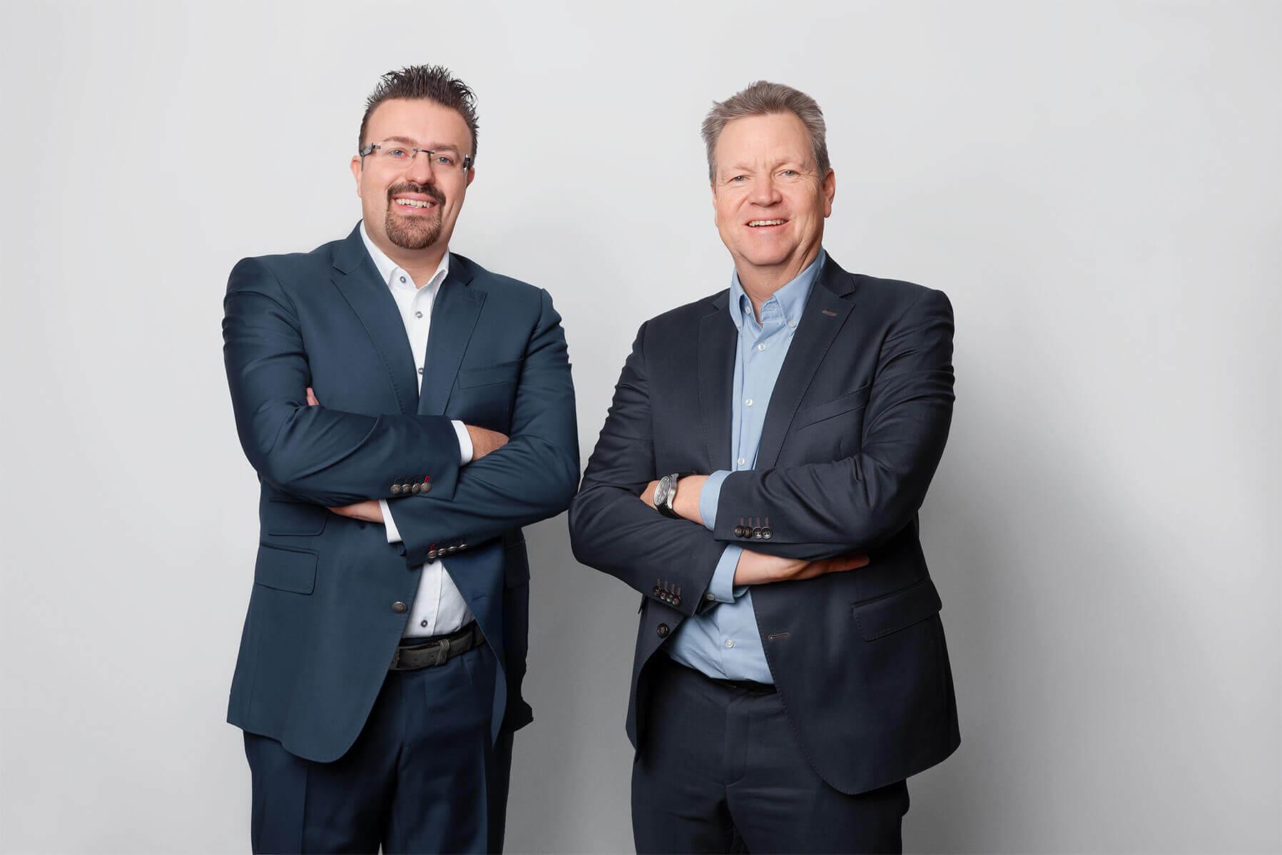 CEO Mirko Holzer & COO Robert Gratzl