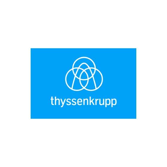 brandmaker partner logo thyssenkrupp