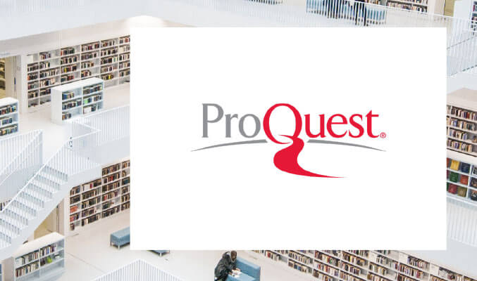 Case Study Cover ProQuest