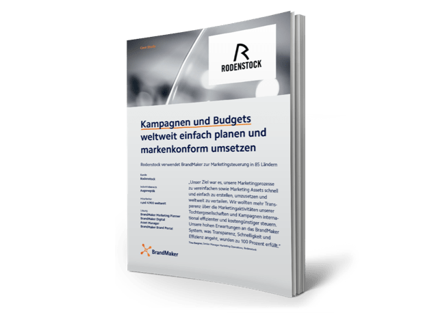 Case Studies: Rodenstock