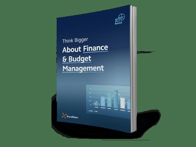 Brochure: Finance & Budget Management