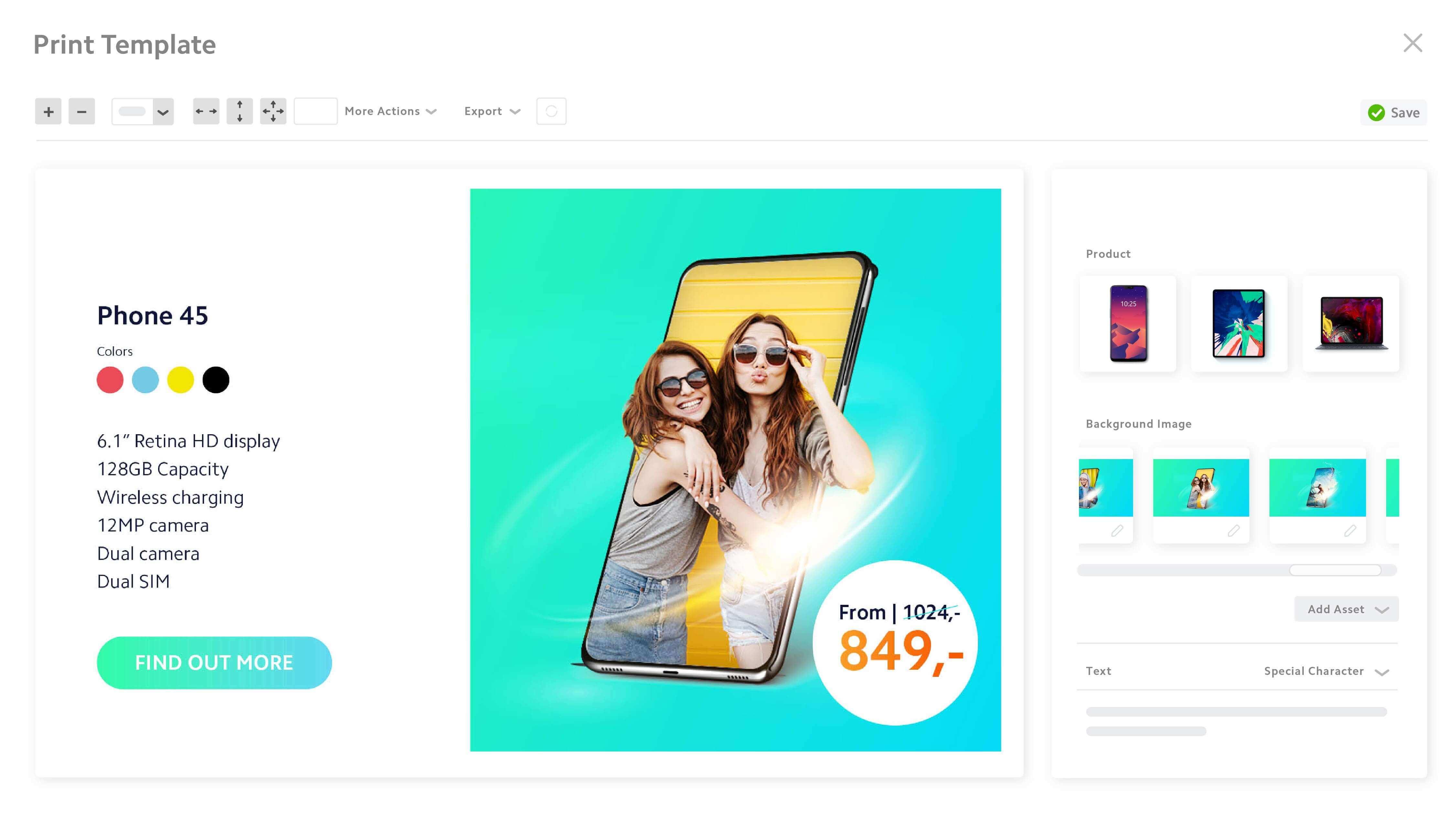 Brand Portal Online Templates