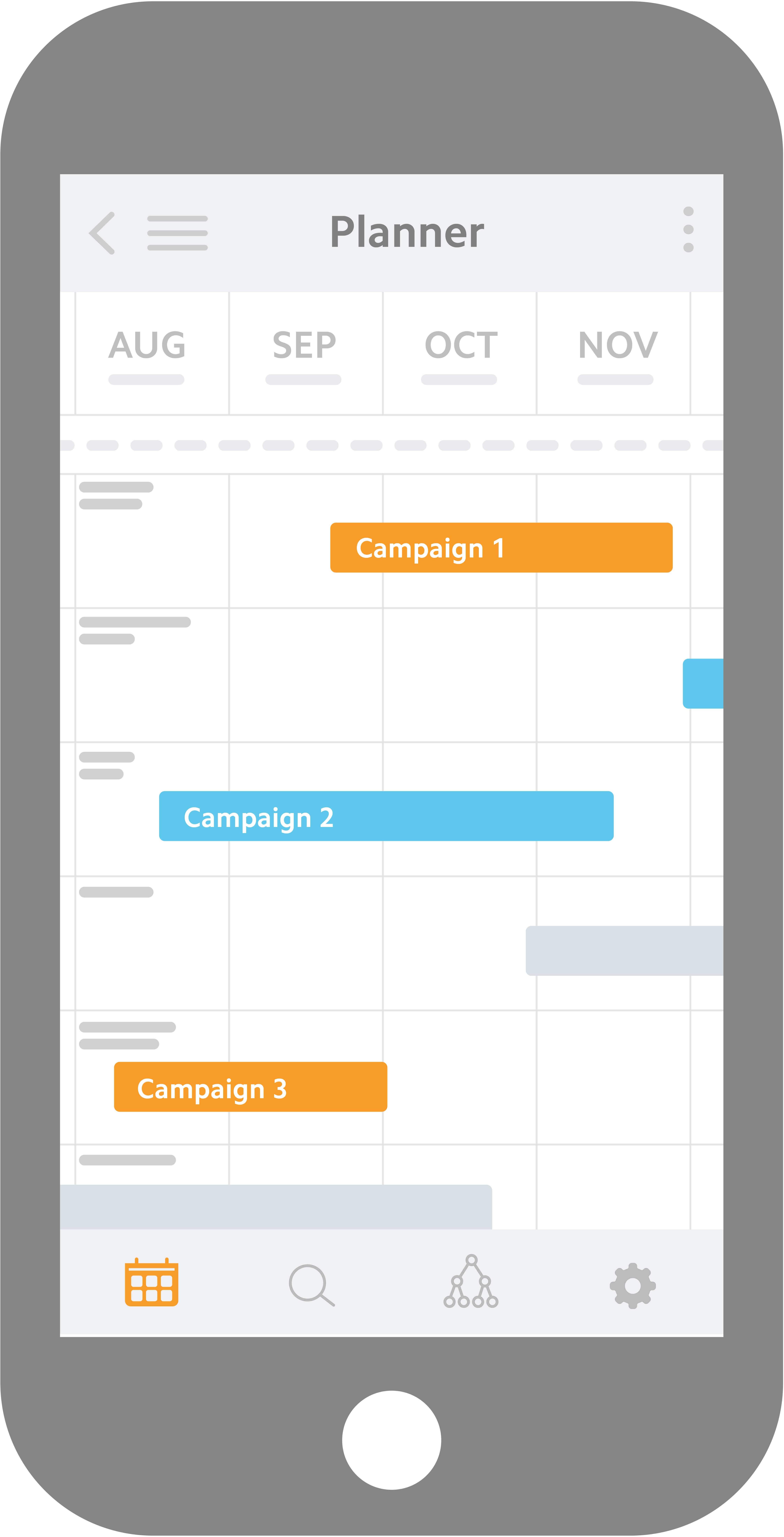 Marketing Planner App