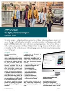 Case Study AMAG BrandMaker