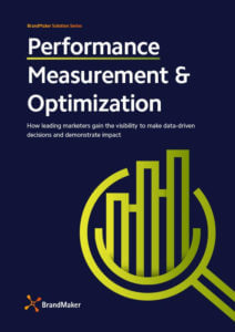 BrandMaker Solution Brochure Perfomance Measurement English
