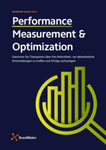 BrandMaker Solution Brochure Perfomance Measurement Deutsch