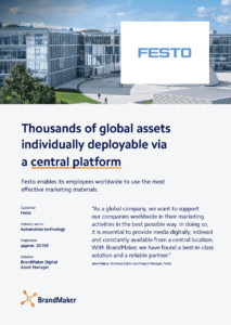 Festo Case Study