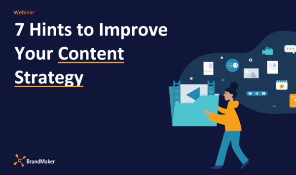 7 Hints to Improve Your Content Strategy. Webinar